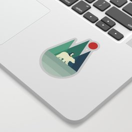 Bear You Sticker