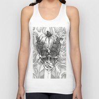 fifth element Tank Tops featuring element by hueroth