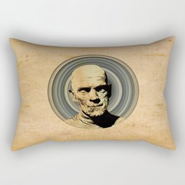 The Moody Mummy Rectangular Pillow