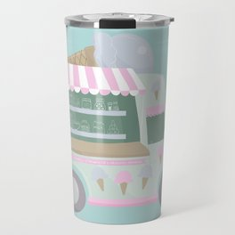 Ice Cream Truck Travel Mug