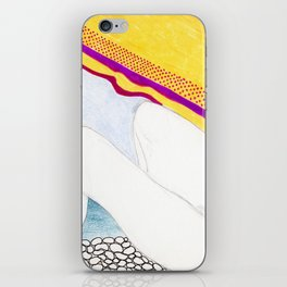 summer lovers_M iPhone Skin