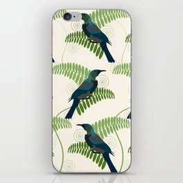Tui Birds iPhone Skin