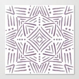 Abstract native Canvas Print