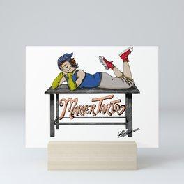 MarvertTart Mini Art Print