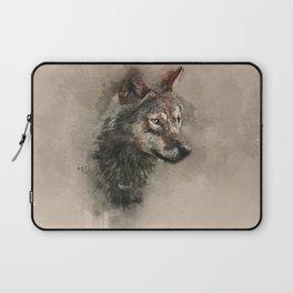 European Wolf Laptop Sleeve