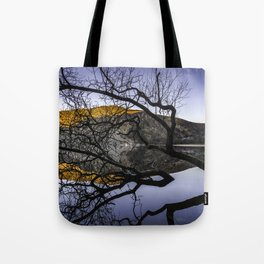 Lough Tay, Wicklow Mountains Tote Bag