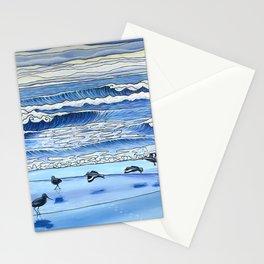 Shorebirds Stationery Cards