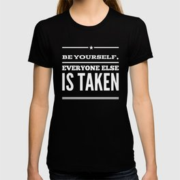 Be Authentic T-shirt