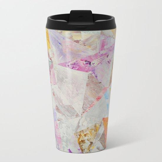 Abstract painting 25 Metal Travel Mug