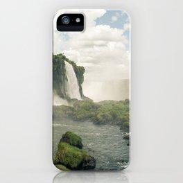 Foz Do Iguazu iPhone Case
