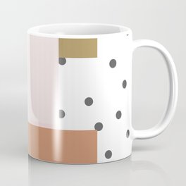 dots and squares Coffee Mug