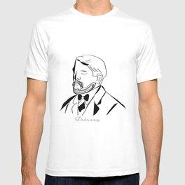 Debussy T-shirt