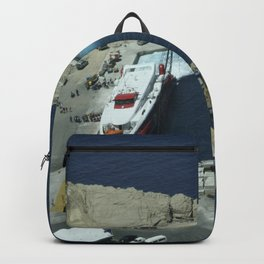 Crete, Greece 10 Backpack