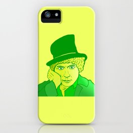 Harpo iPhone Case