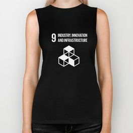 9 Industry Innovation and Infrastructure  Biker Tank