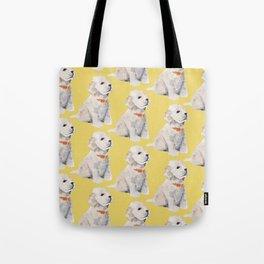 Cockapoo Pups Tote Bag