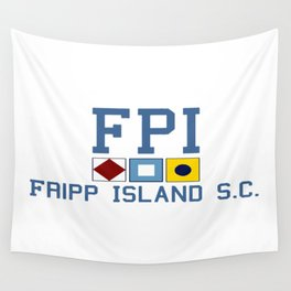 Fripp Island - South Carolina. Wall Tapestry