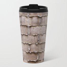Brick Wall No. 1 Travel Mug