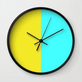 Farbe 3.1 Wall Clock