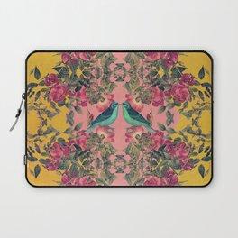 Love Birds II (yellow version) Laptop Sleeve