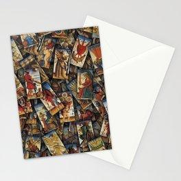 Tarot cards Stationery Cards