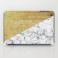 Marble vs GOld iPad Case