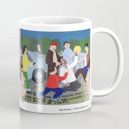 Bad Painting collection 94 & 95 Coffee Mug