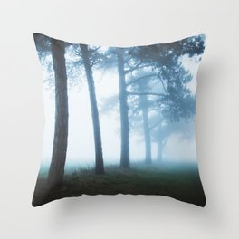 Into the Light Throw Pillow