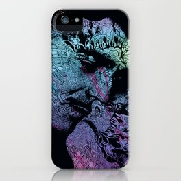 Gone with the Skin iPhone Case