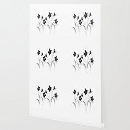 Schwarze Lilien Wallpaper