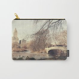 Bow Bridge Carry-All Pouch