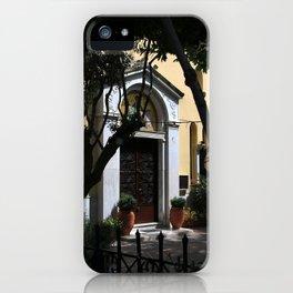 Athens VII iPhone Case