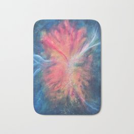 Space Ghosts Bath Mat