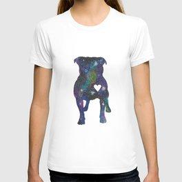 Galaxy Pit Bull T-shirt