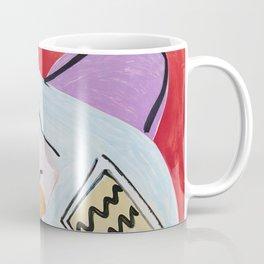 Henri Matisse - The Dream - 1940 Artwork Coffee Mug