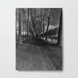 Damme, Belgium Metal Print