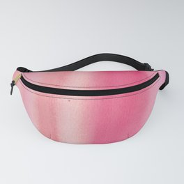 11     190728   Romance Watercolour Painting Fanny Pack