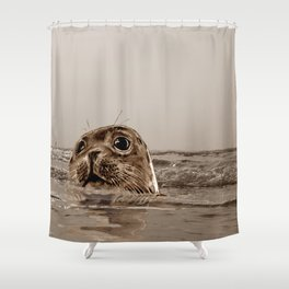 The SEAL Shower Curtain