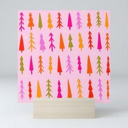 Tree Print Mini Art Print