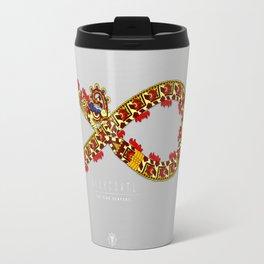 Xihucoatl - The Fire Serpent Travel Mug