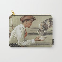 Be Kind To Animals 1 Carry-All Pouch
