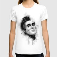 smiths T-shirts featuring Smiths  by Mr Skillmatik