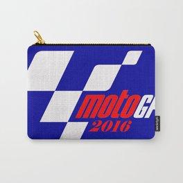 motoGP best logo 2016 Carry-All Pouch