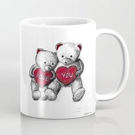Bear: Valentine's Day Coffee Mug