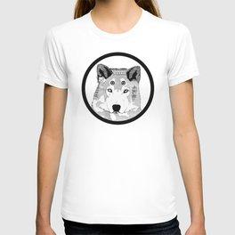 Hippie Wolf T-shirt