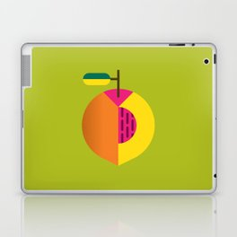 Fruit: Peach Laptop & iPad Skin