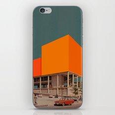 Block 16 iPhone & iPod Skin