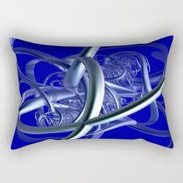 metal crazy pipes Rectangular Pillow