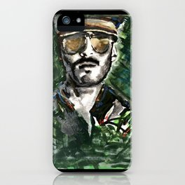 Jon of Finland iPhone Case