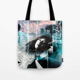 Route One Tote Bag